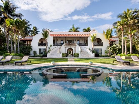 Champalimaud revitalise la villa Su Casa à Porto Rico, ravagée par l'ouragan