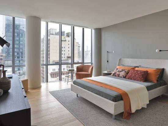 Avec l'ouverture des nouveaux bureaux à Soho, Lema se développe aux Etats-Unis grâce à un contrat résidentiel
