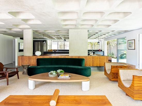 Casa M à Sao Paulo est un projet de restauration parfaite