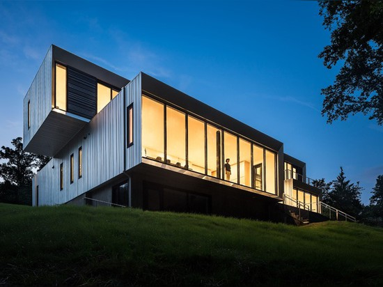 Passerelle par architecture de Höweler+Yoon