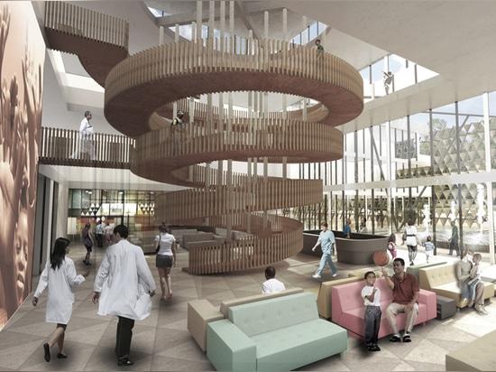 l'hôpital fournira à des enfants le plus de haute qualité du soin de cancer