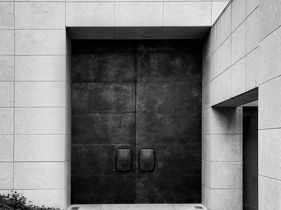 afin d'accéder à la propriété, on doit traverser des pierres de progression de japonais-modèle