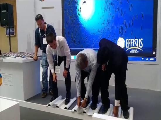 Membrane d'Effisus Easyrepair à grands 5 Dubaï 2016 des vidéos de VirtualExpo sur Vimeo.
