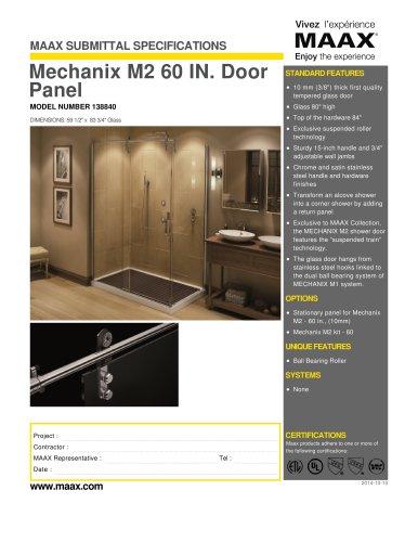 Mechanix M2 60 IN. Door Panel