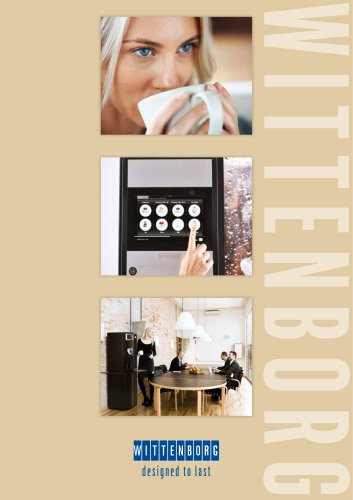 Wittenborg Product Range
