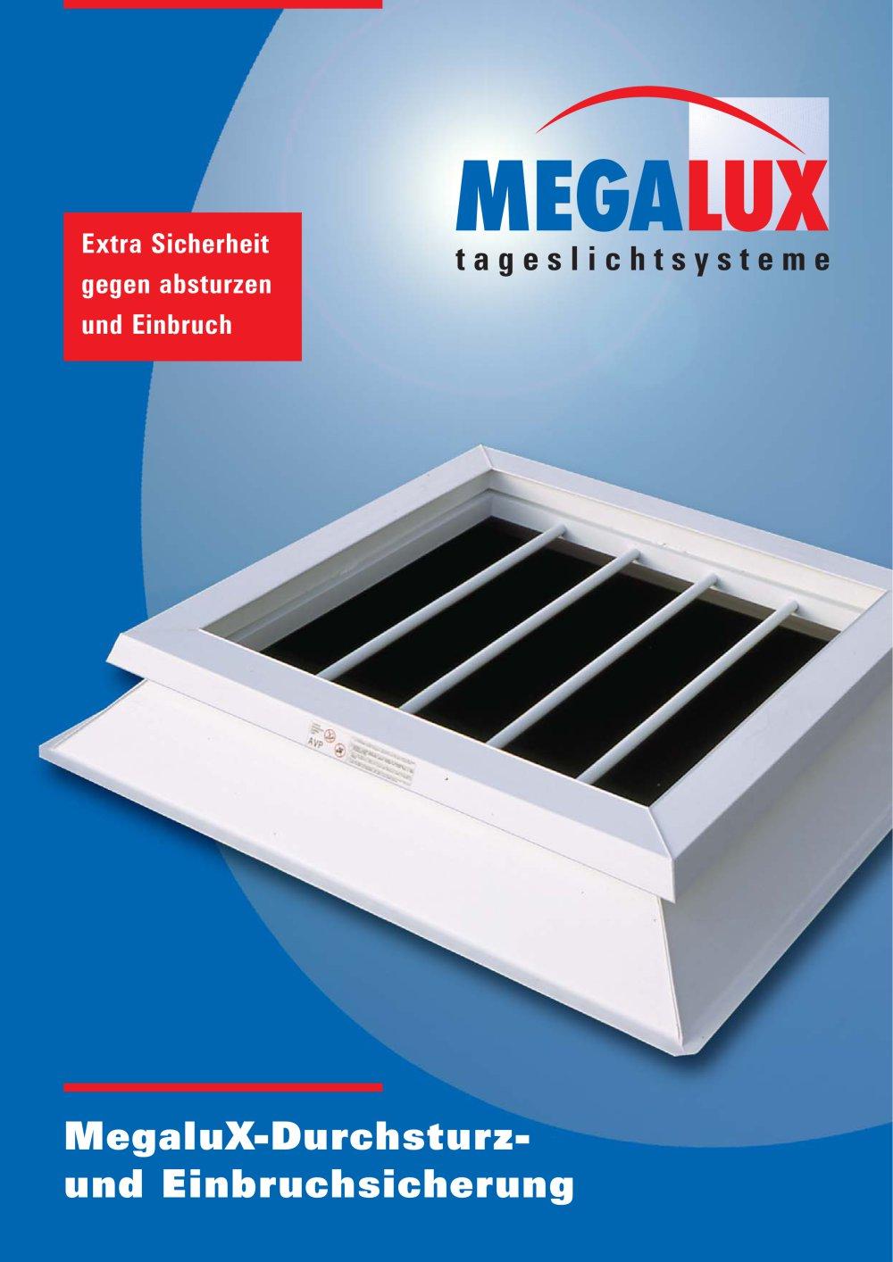 megalux-durchsturzund einbruchsicherung - van deudekom plastics bv