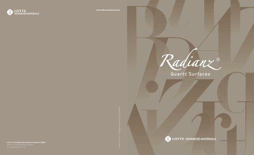 radianz catalogue