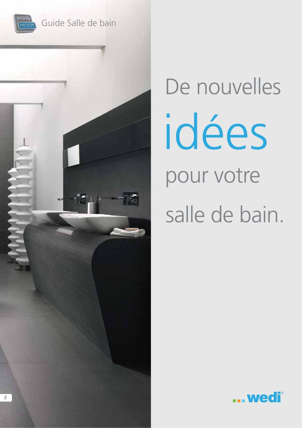 Guide salle de bain   de nouvelles idées pour votre salle de bain ...