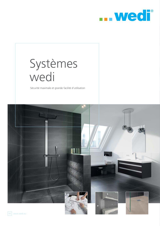 systèmes wedi - wedi gmbh - catalogue pdf   documentation   brochure