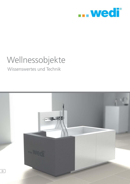 Wissenswertes und Technik - Design- und Wellnessobjekte - wedi GmbH ...