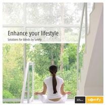 Motorised blinds by Somfy