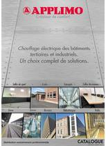 Catalogue tertiaire & industrie