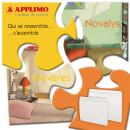 Novalys et Novares - des appareils complémentaires de même esthétique