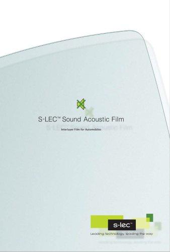 S-LEC™ Sound Acoustic Film