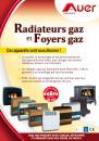 Radiateurs gaz et foyers gaz
