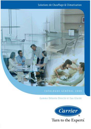 Catalogue Général 2009