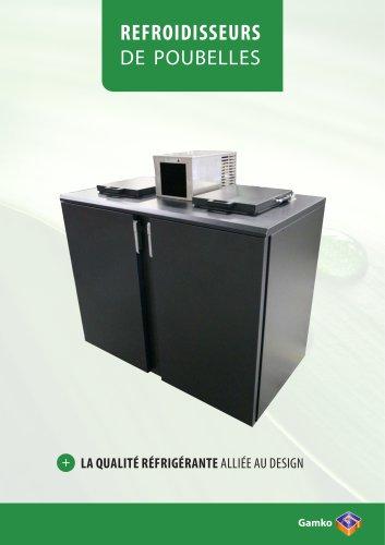 KFK refroidisseur de poubelles