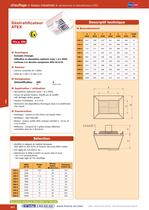DESTRATIFICATEUR ATEX