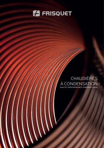 CHAUDIERES À CONDENSATION