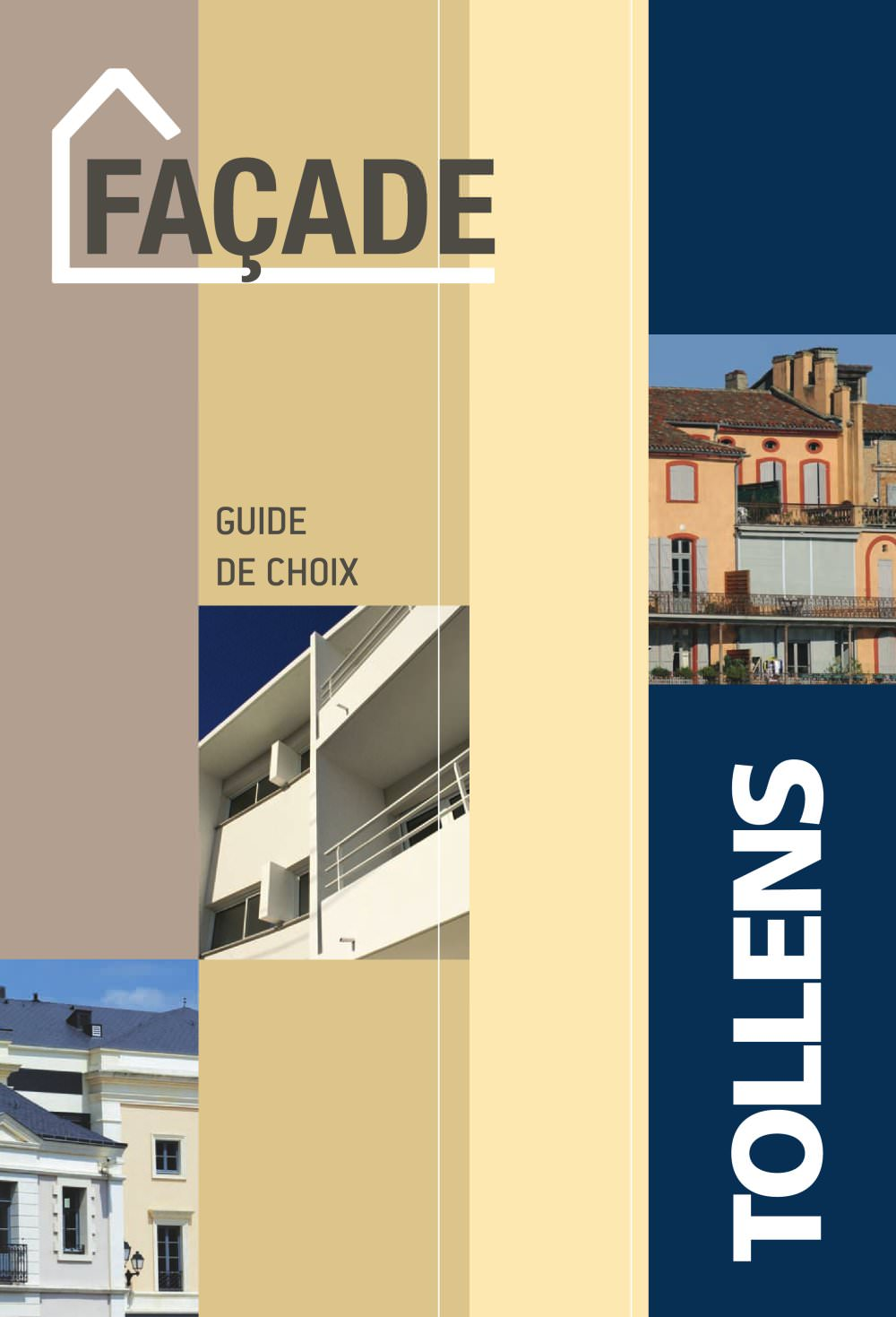 Extrêmement FACADE - Tollens - Catalogue PDF | Documentation | Brochure YS94