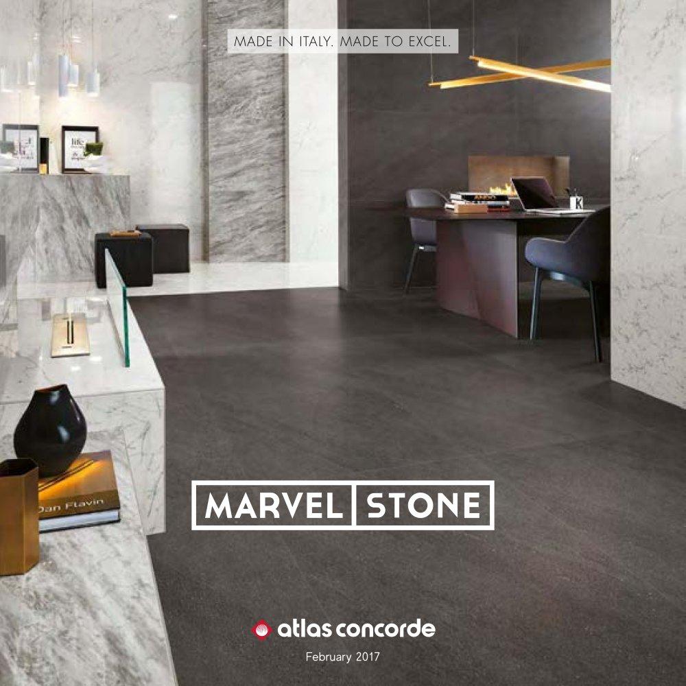 Marvel Stone Atlas Concorde Catalogue Pdf Documentation Brochure