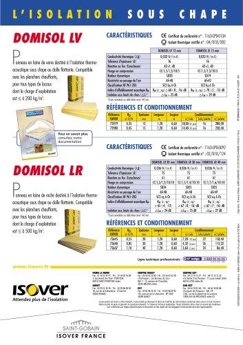 Domisol LV/Domisol LR