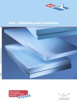 Dow - Solutions pour Construire
