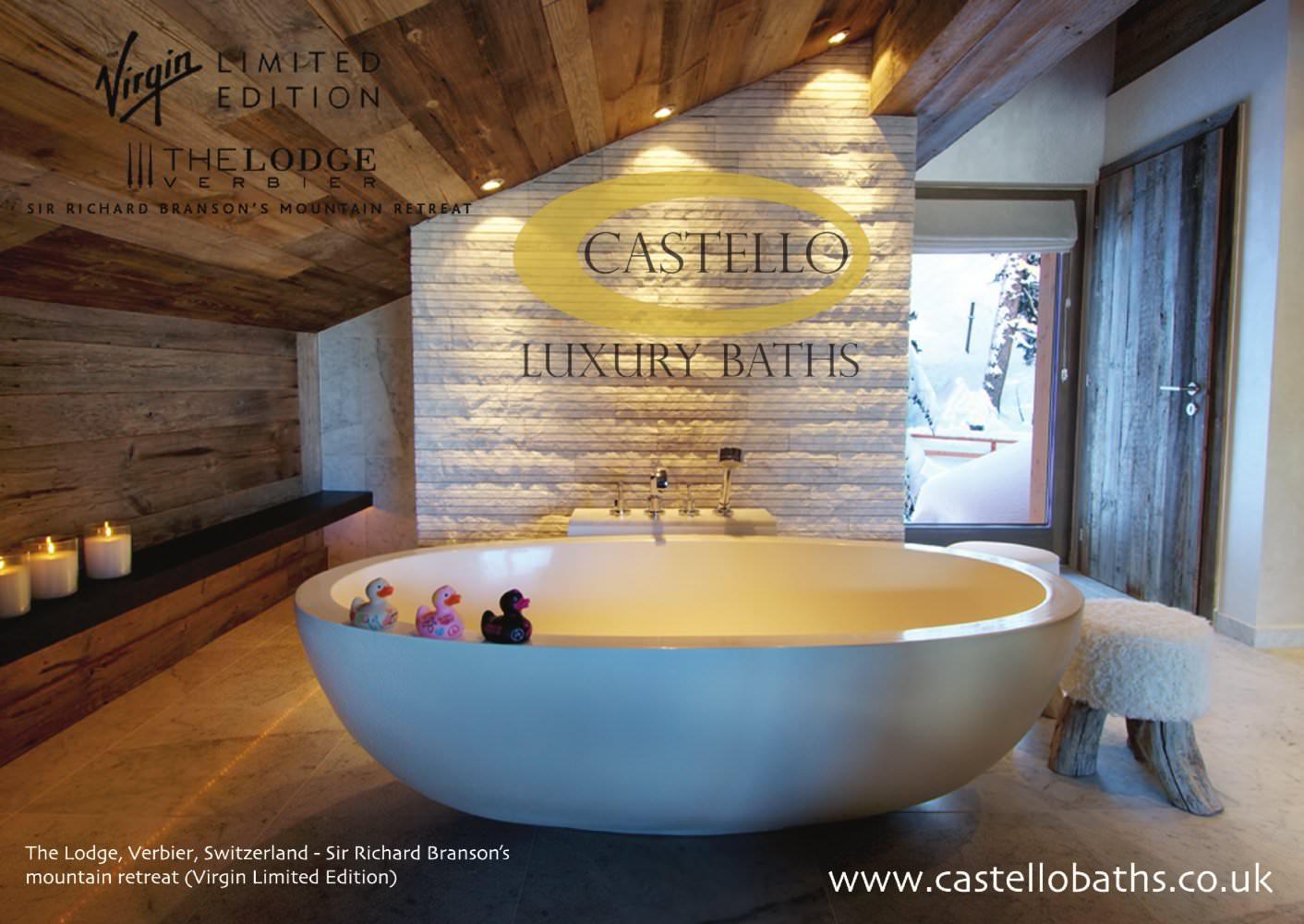 Catalogue - Castello Luxury Baths - Catalogue PDF | Documentation ...