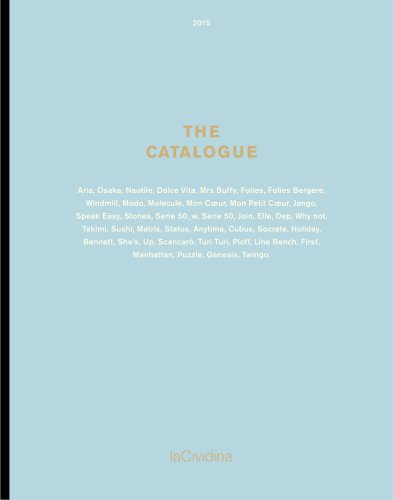 LaCividina_The Catalogue 2015