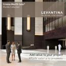 Crema Marfil Add value to your project