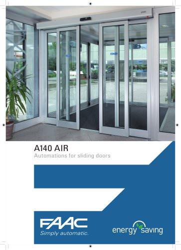 A140 Sliding Door Operator