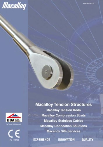TENSION STRUCTURES