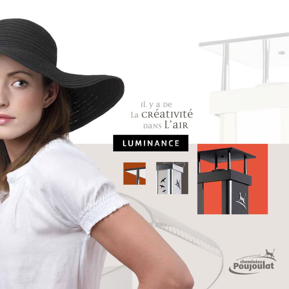 Sortie De Toit Luminance Cheminees Poujoulat Catalogue Pdf