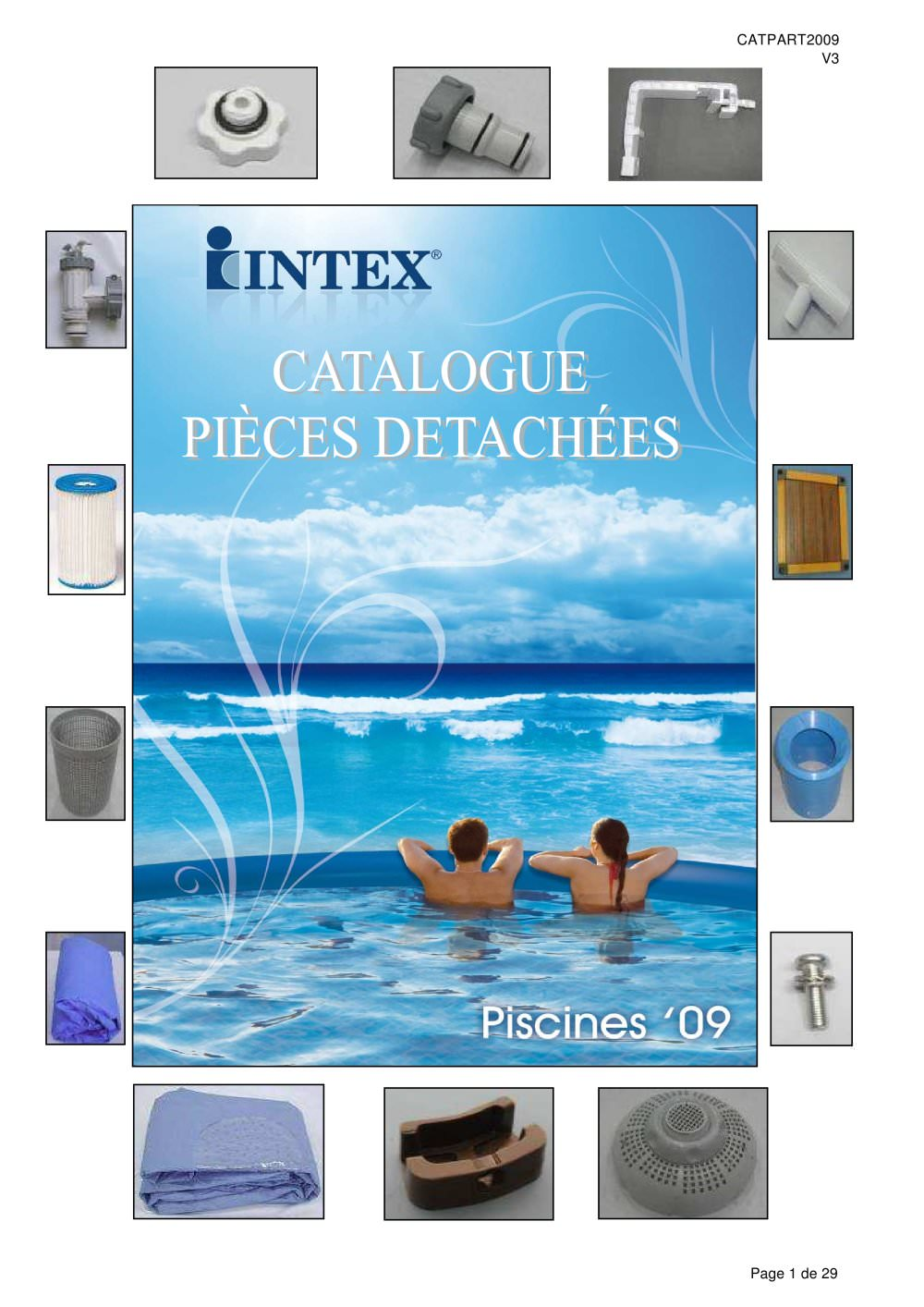 PIECES DETACHEES - INTEX - Catalogue PDF   Documentation   Brochure f09808e056d