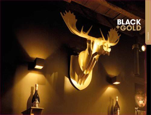 Black and Gold Kollektion