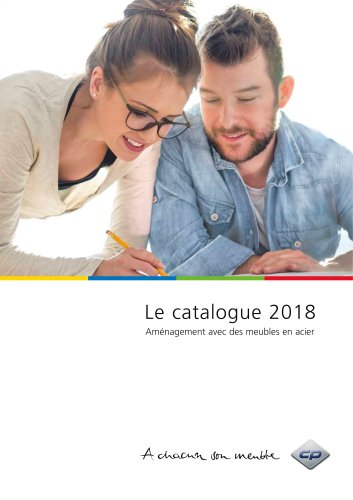 Le Catalogue 2018