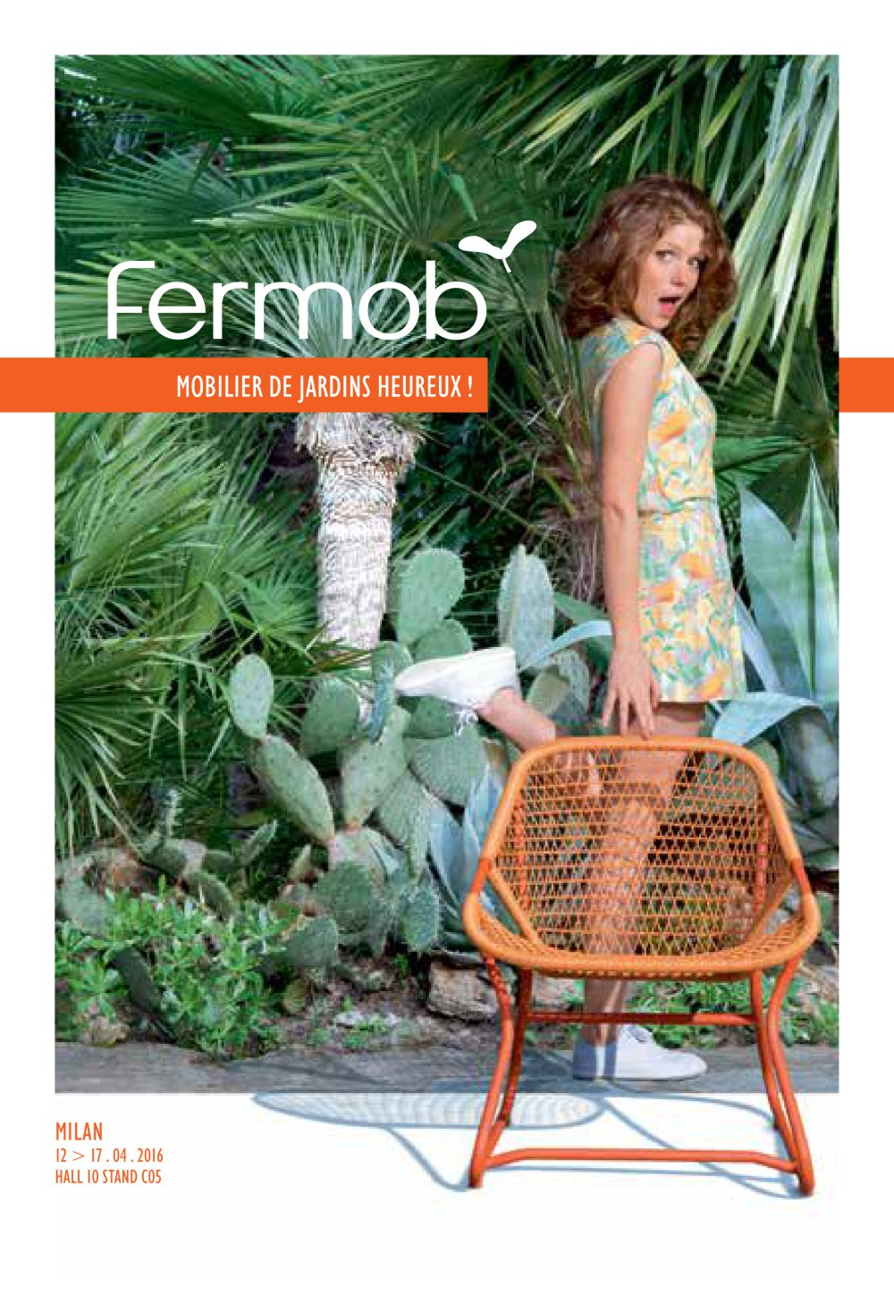 Fermob Milan 2016 - FERMOB - Catalogue PDF | Documentation | Brochure