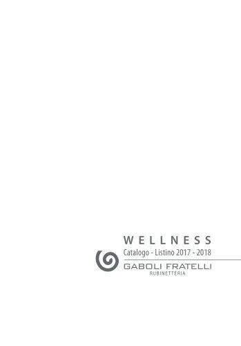 Catalogue Wellness 2017