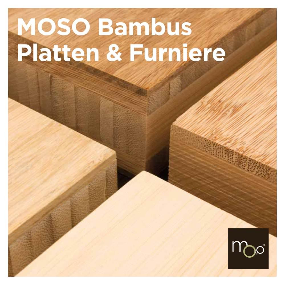 moso bambus platten & furniere - moso bamboo products - catalogue