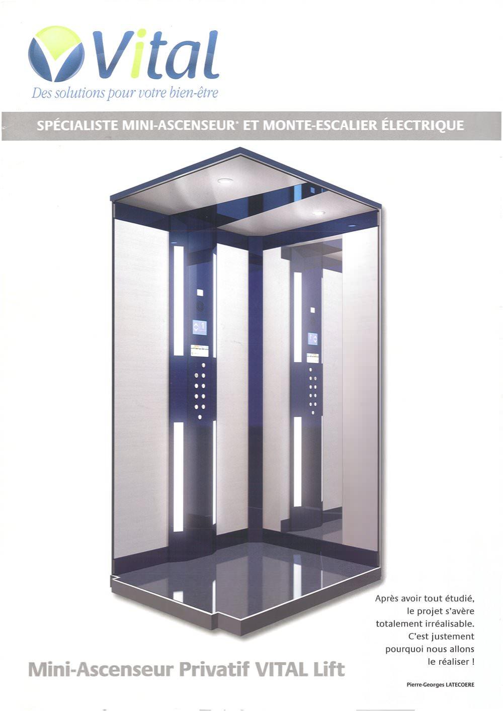 Mini Ascenseur   1 / 12 Pages