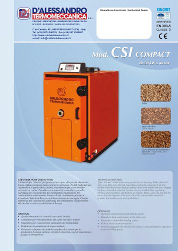 CSI Compact 20-40