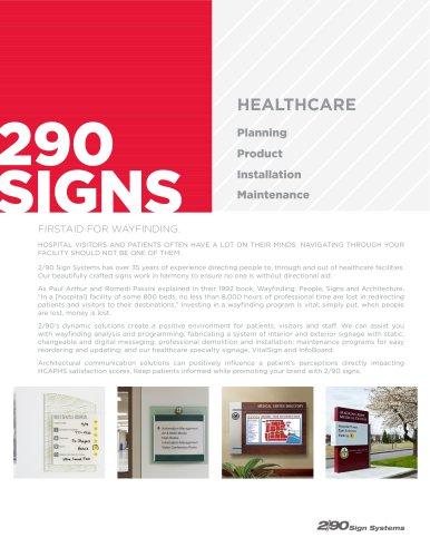 Healthcare Flyer