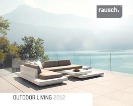 OUTDOOR LIVING 2012