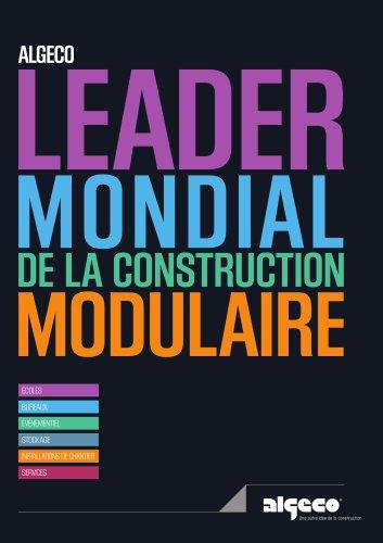 Leader construction modulaire