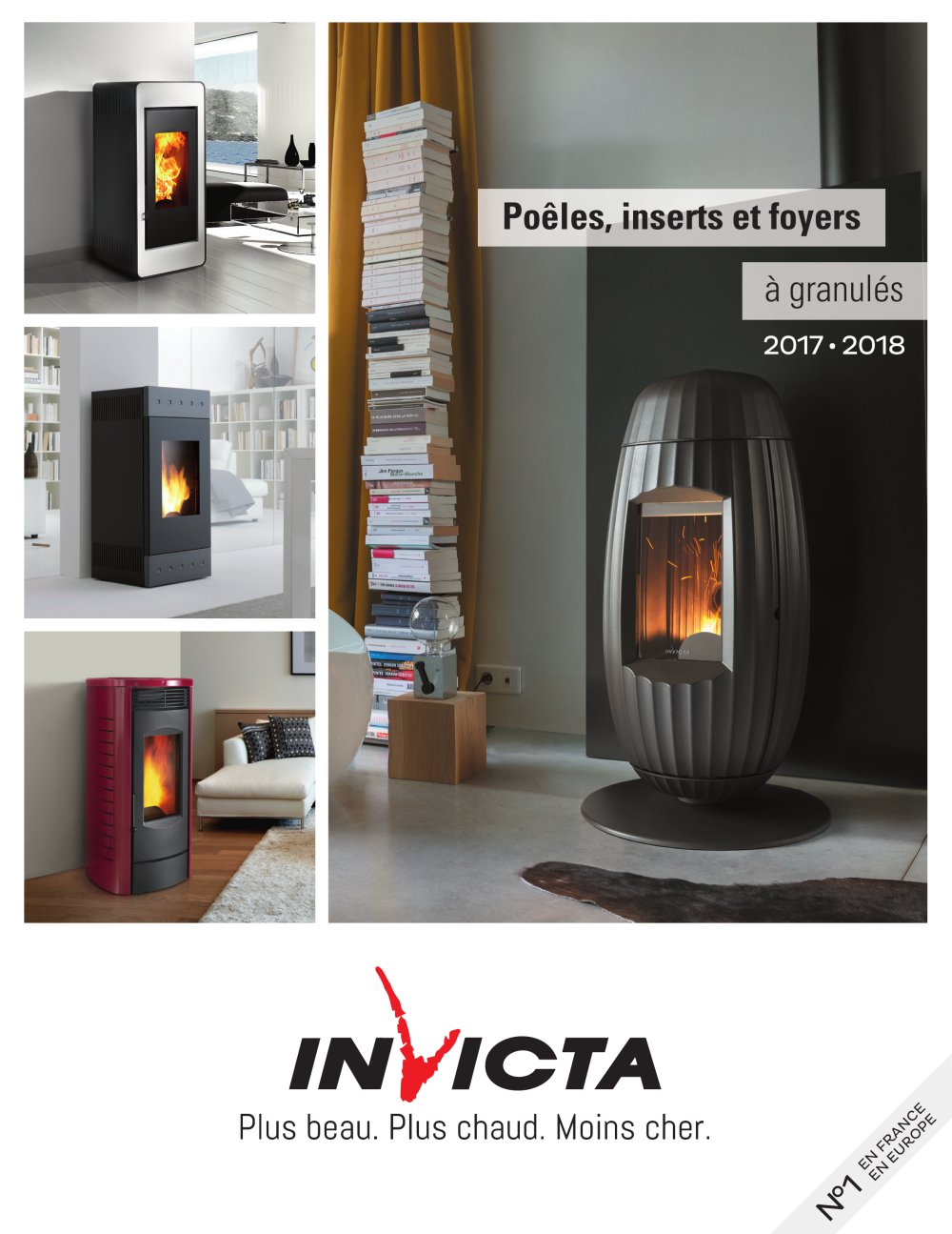 Catalogue Poeles Inserts Foyers Granules Invicta Catalogue Pdf