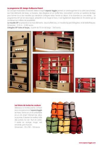 Catalogue Espace Loggia