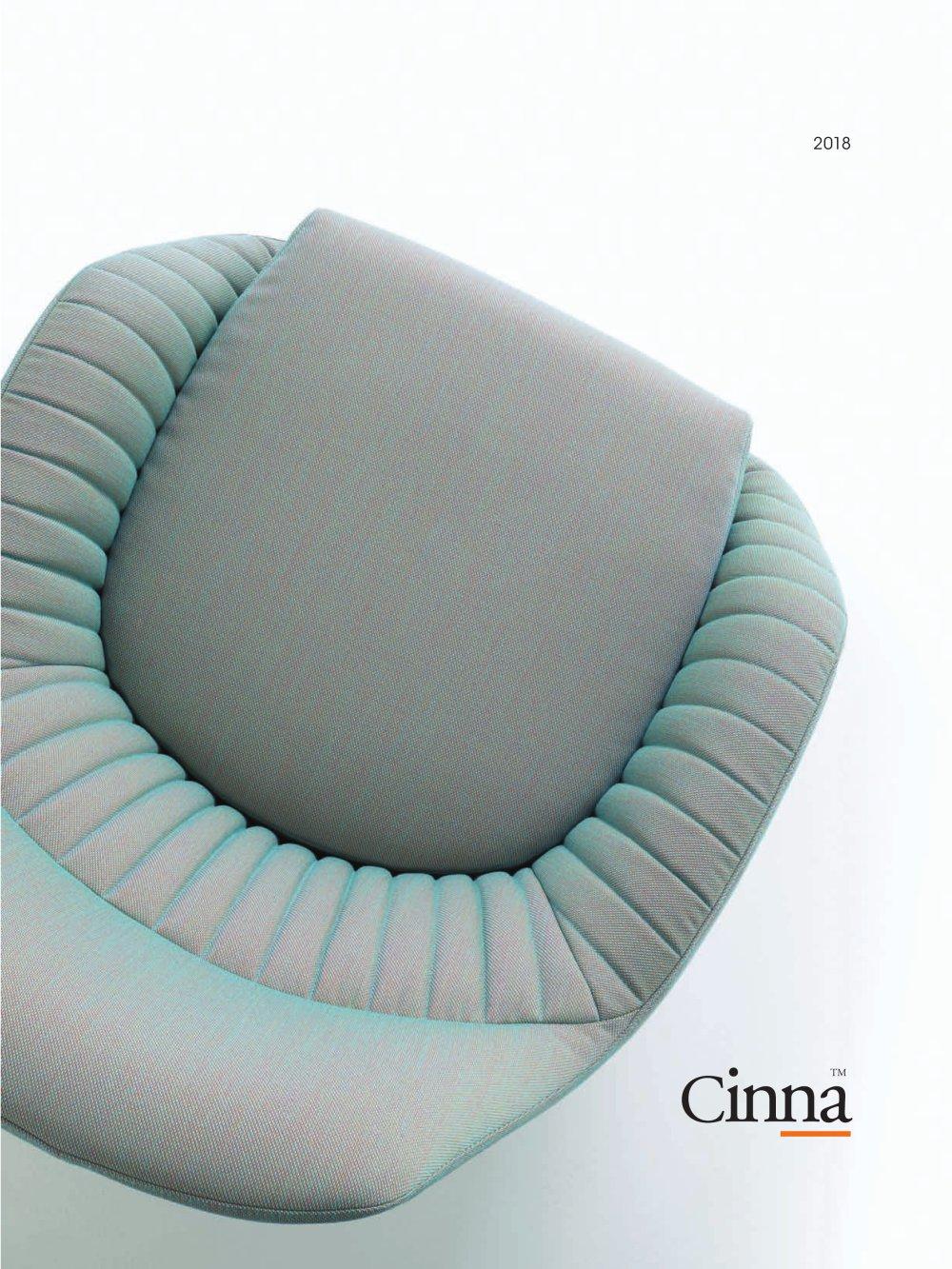 CINNA Catalogue CINNA Catalogue PDF Documentation Brochure - Canape cinna cuir