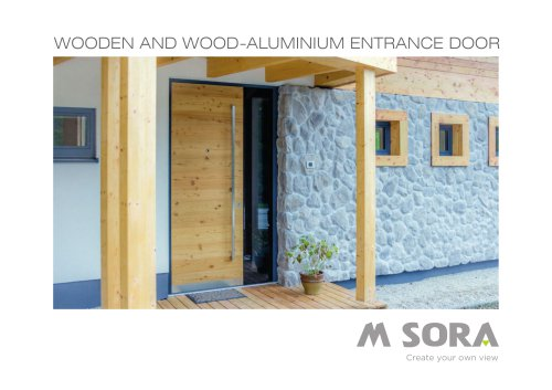 M SORA Front doors 2017