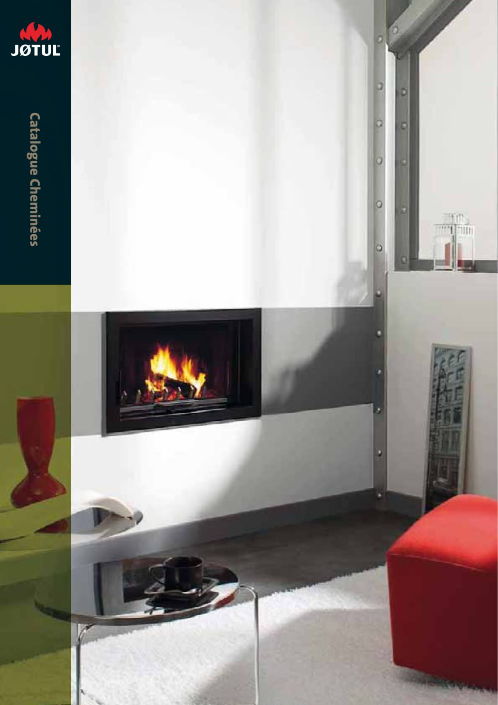 Catalogue Cheminees Jotul Catalogue Pdf Documentation Brochure