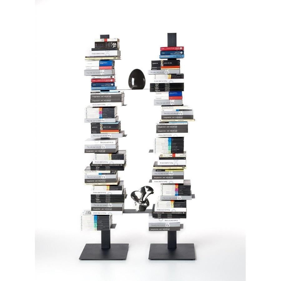 BBB ITALIA: bibliothèque modulable / contemporaine / en tôle